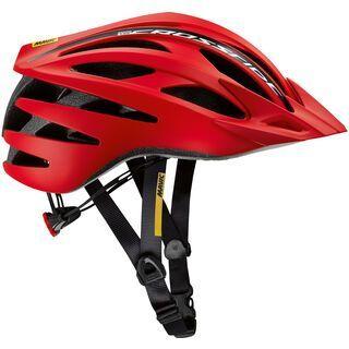 Mavic Crossride SL Elite, racing red/black - Fahrradhelm