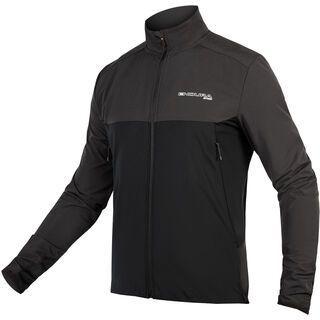 Endura MT500 Thermo L/S Jersey, schwarz - Radtrikot