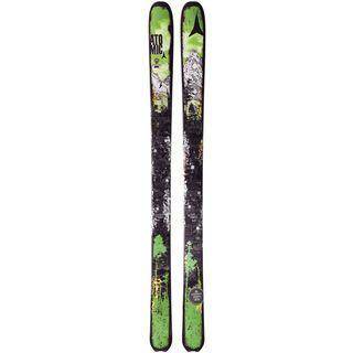 Atomic Charter 2014, black/green - Ski