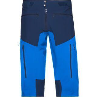 Norrona fjørå flex1 Shorts (M), indigo night /hot sapphire - Radhose
