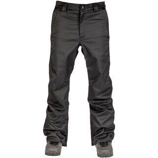 Nitro L1 Slim Chino Pant, black - Snowboardhose