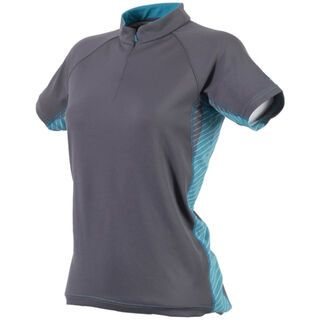 Cube AM Jersey, Dark Grey - Radtrikot