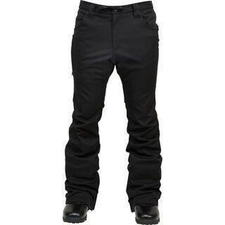 Nitro L1 Skinny Twill Pants, black - Snowboardhose