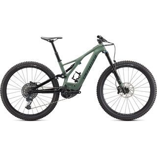 Specialized Turbo Levo Expert Carbon 2021, sage green/forest green - E-Bike