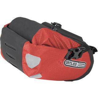 Ortlieb Saddle-Bag Two 1,6 L, signal red-black - Satteltasche