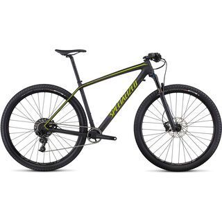 Specialized Epic HT Comp Carbon 29 World Cup 2017, carbon/hy green - Mountainbike
