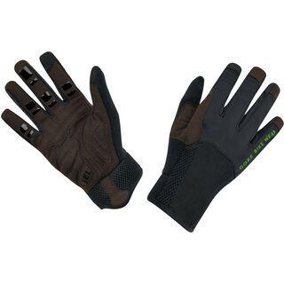 Gore Bike Wear Power Trail Handschuhe lang, black