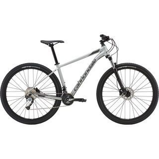 Cannondale Trail 6 - 27.5 2019, fine silver - Mountainbike