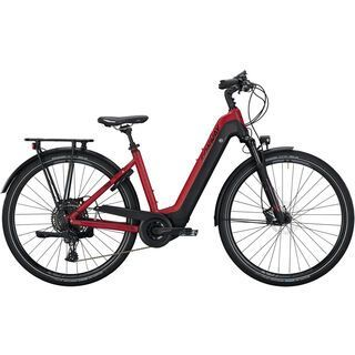 Conway Cairon T 500 Wave 2020, red/black - E-Bike