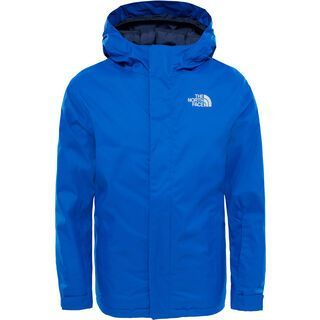 The North Face Youth Snow Quest Jacket, bright cobalt blue - Skijacke
