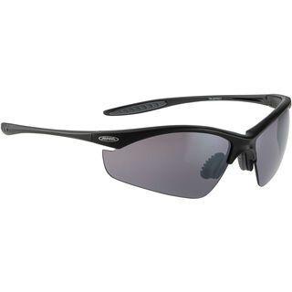 Alpina Tri-Effect inkl. Wechselscheibe, black/Lens: ceramic mirror black - Sportbrille