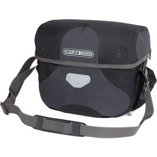 Ortlieb Ultimate6 Plus, granit-schwarz - Lenkertasche