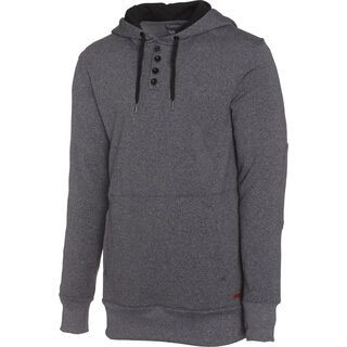 Volcom Streak Mod Pullover, heather black