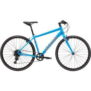 Cannondale Quick 2 2017, ultra blue/black/red - Fitnessbike