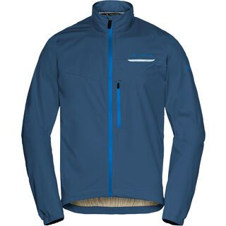 Vaude Men's Strone Jacket, fjord blue - Radjacke