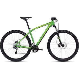 Specialized Rockhopper 29 2016, green/hyper/white - Mountainbike