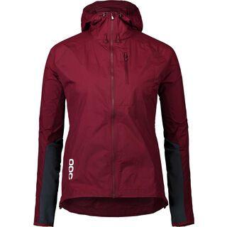 POC Resistance Enduro Women's Wind Jacket, propylene red - Radjacke