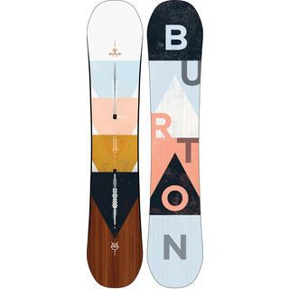Burton Yeasayer Flying V 2020 - Snowboard