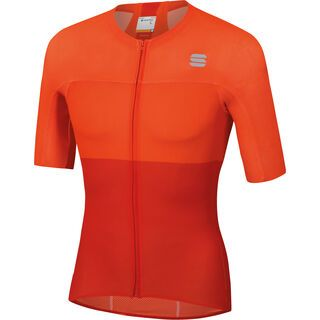 Sportful BodyFit Pro Light Jersey, red/orange - Radtrikot