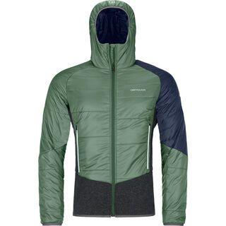Ortovox Swisswool Piz Zupo Jacket M, green forest - Thermojacke