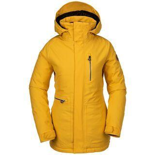 Volcom Shelter 3D Stretch Jacket, yellow - Snowboardjacke