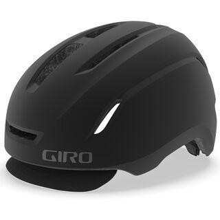 Giro Caden LED, matte black - Fahrradhelm