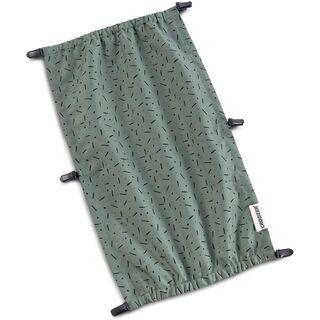 Croozer Sonnenschutz für Kid Einsitzer ab 2014 jungle green/black