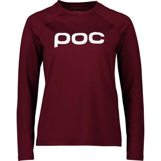 POC Reform Enduro Women's Jersey propylene red