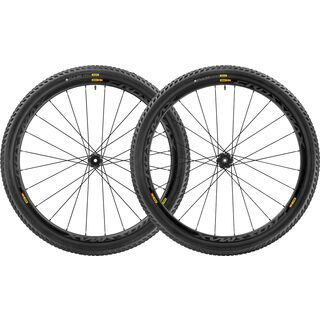Mavic Crossmax Pro Carbon 27.5 Boost, black - Laufradsatz