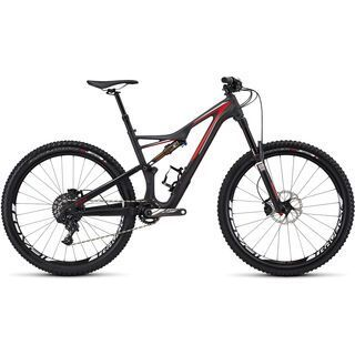 Specialized Stumpjumper FSR Expert 650b 2016, carbon/red/white - Mountainbike