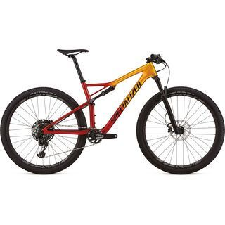 Specialized Epic Expert 2018, gold/red/black - Mountainbike