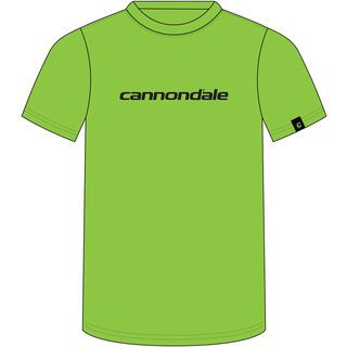 Cannondale Causal Tee, green - T-Shirt