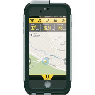 Topeak Weatherproof RideCase iPhone 6+/6s+ ohne Halter, black/gray - Schutzhülle