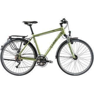 Cube Touring 2014, metallic green - Trekkingrad