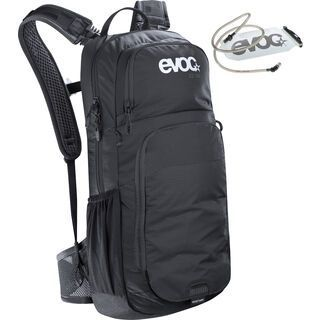 Evoc CC 16l + Hydration Bladder 2l, black - Fahrradrucksack