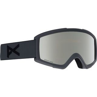 Anon Helix 2 Sonar inkl. WS, stealth/Lens: sonar silver - Skibrille