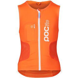POC POCito VPD Air Vest fluorescent orange