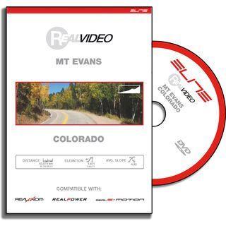 Elite DVD für RealAxiom und RealPower - Mt Evans, Colorade - DVD