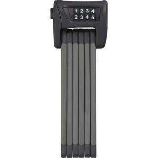 Abus Bordo Combo 6100/90, inkl. Tasche, black - Fahrradschloss