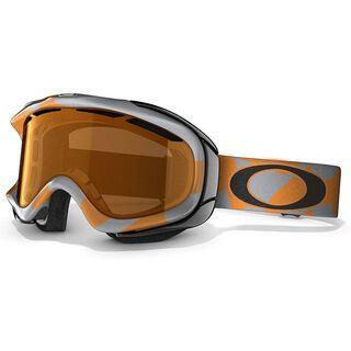 Oakley Ambush, Factory Slant Orange/Persimmon - Skibrille