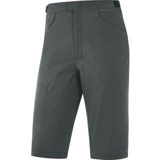 Gore Wear Storm Shorts urban grey