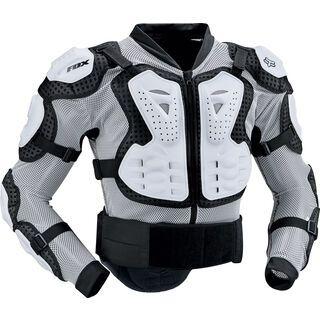 Fox Youth Titan Sport Jacket, white - Protektorenjacke