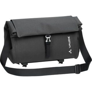 Vaude Comyou Shopper, phantom black - Gepäckträgertasche