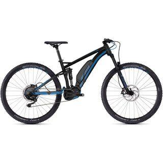 Ghost Hybride Kato FS S3.9 AL 2018, black/blue - E-Bike