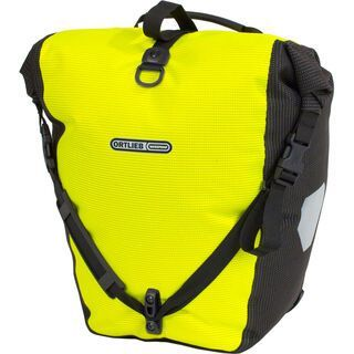 Ortlieb Back-Roller High-Visibility, neon yel./black refl. - Fahrradtasche
