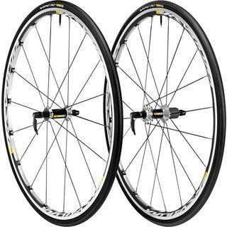 Mavic Ksyrium Elite S, black - Laufradsatz