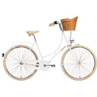 Creme Cycles Holymoly Lady Solo 2015, white - Cityrad