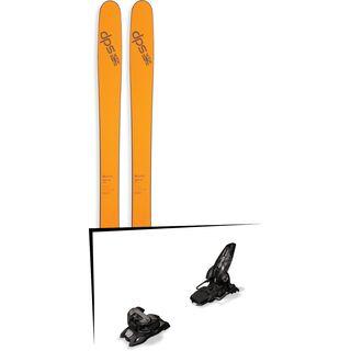 Set: DPS Skis Wailer 99 2017 + Marker Griffon 13 ID (1685401)