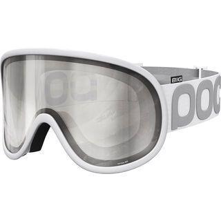 POC Retina Big, hydrogen white/Lens: bronze silver mirror - Skibrille