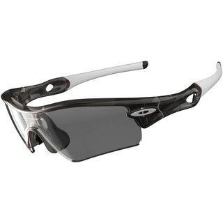 Oakley Radar Path, Grey Smoke/Clear Black Iridium Photochromic - Sportbrille